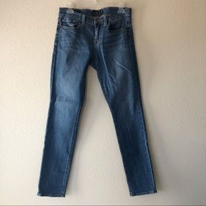Lucky Brand Womens Skinny Denim Jeans. 6/28